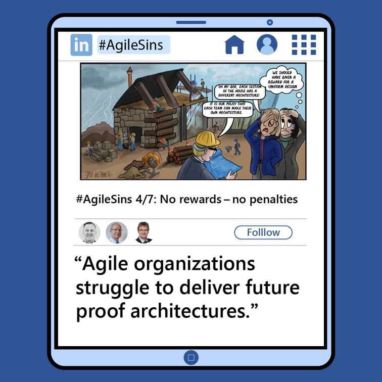 Agile Sin #4: No Rewards - No Penalties