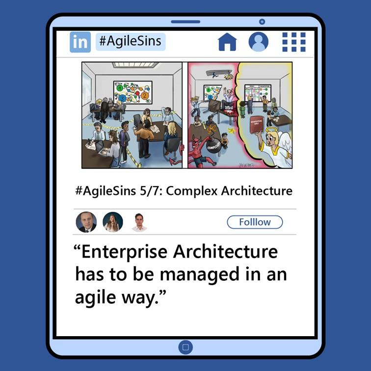 Agile Sin #5: Complex Architecture